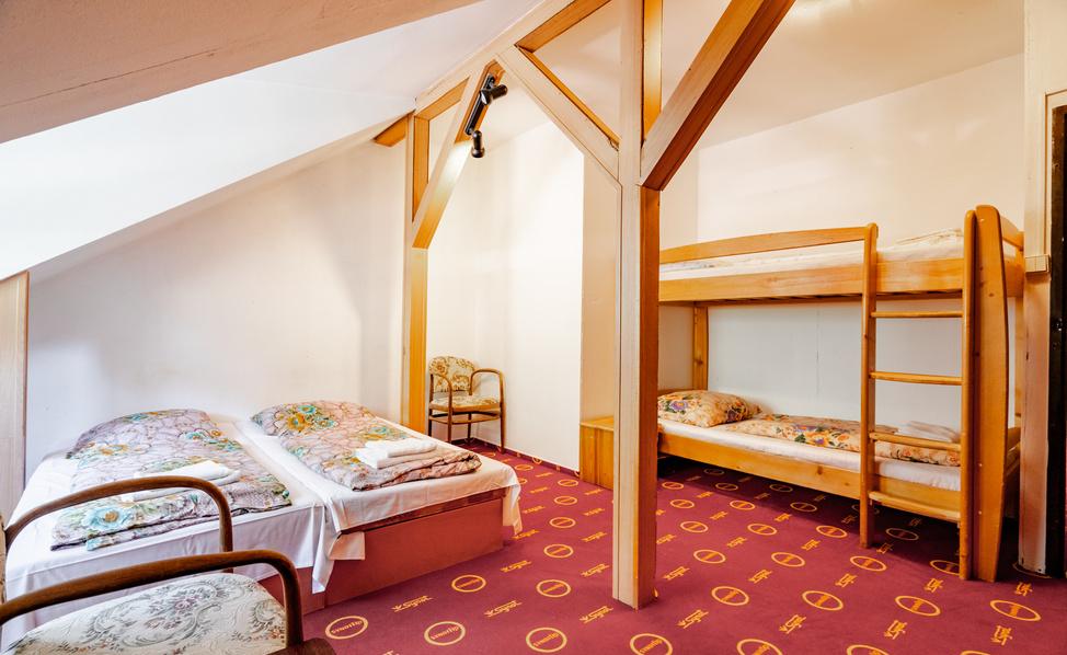 4-lôžková izba
