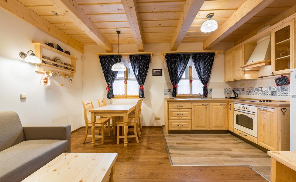 Apartmán 4 U Potučka