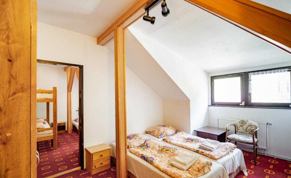 6-lôžková izba