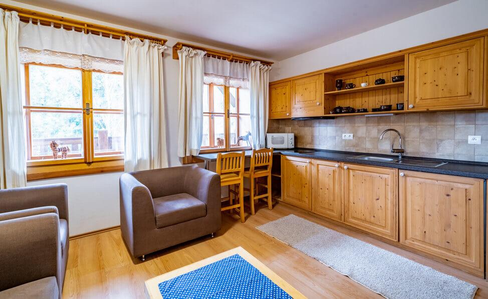 Apartmán 12 Kyčerka