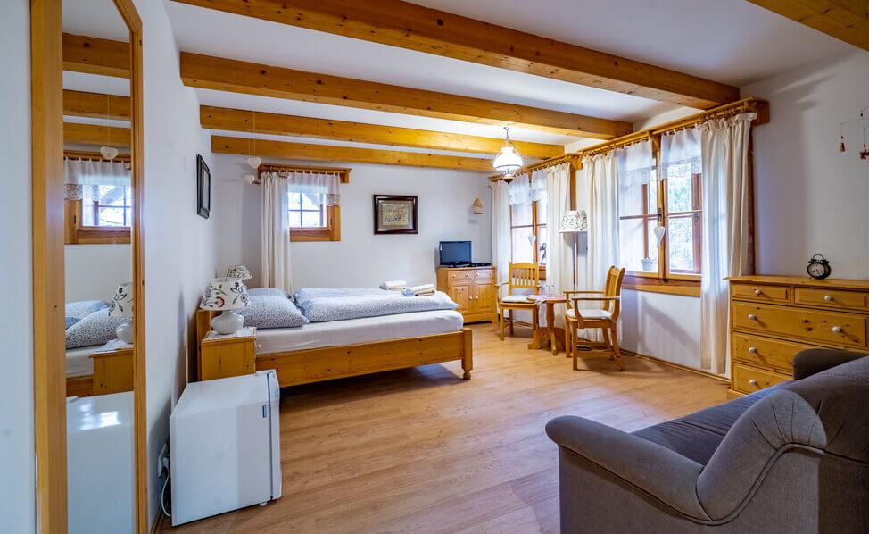 Apartmán 7 Kyčerka